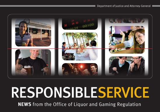 RSA Online Responsible Service of Alcohol